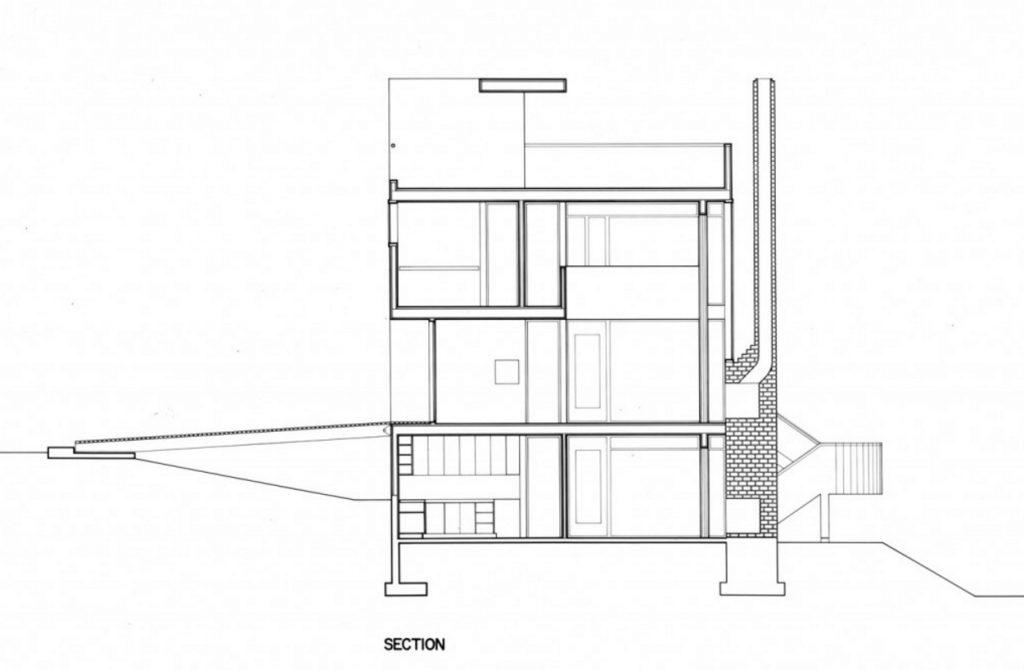 Casa Smith - Ficha, Fotos y Planos - WikiArquitectura
