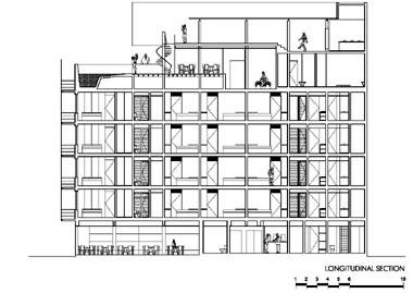 Hotel habita ficha fotos y planos wikiarquitectura for Plano de cocina hotel 5 estrellas