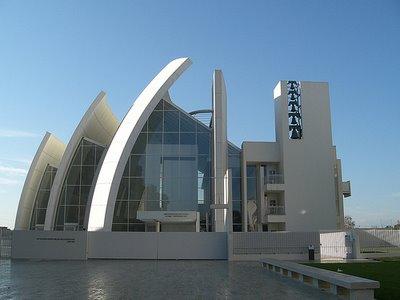 Iglesia Del Jubileo Ficha Fotos Y Planos Wikiarquitectura