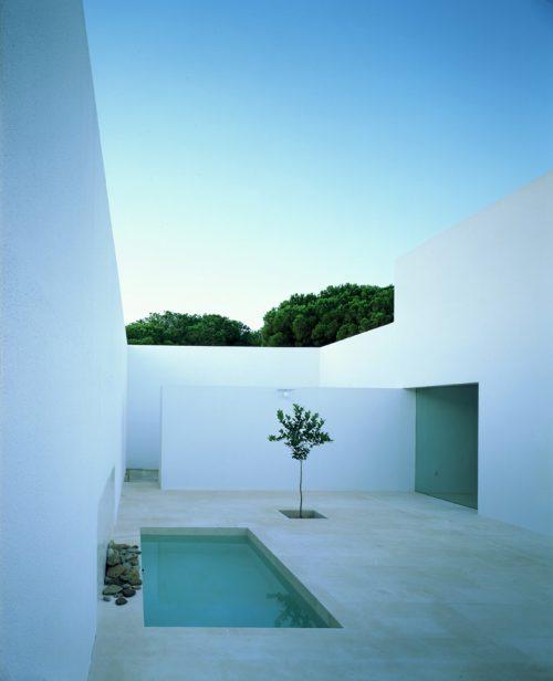 Casa gaspar ficha fotos y planos wikiarquitectura for Proyectos minimalistas