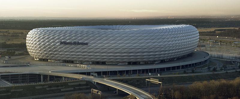 Allianz Arena - Ficha, Fotos y Planos - WikiArquitectura