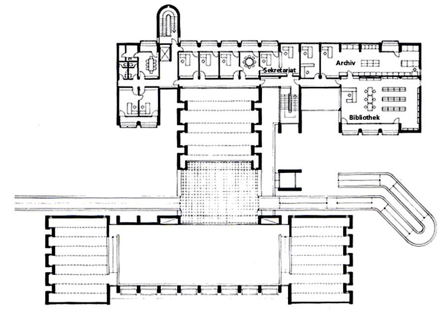 Museo archivo bauhaus ficha fotos y planos for Bauhaus berlin edificio