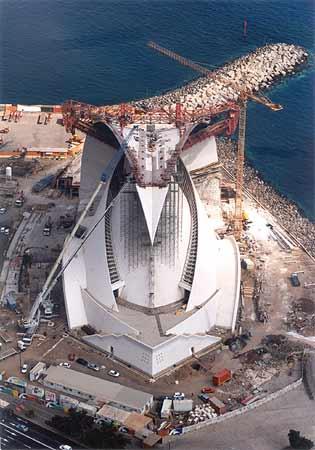 Auditorio De Tenerife Ficha Fotos Y Planos