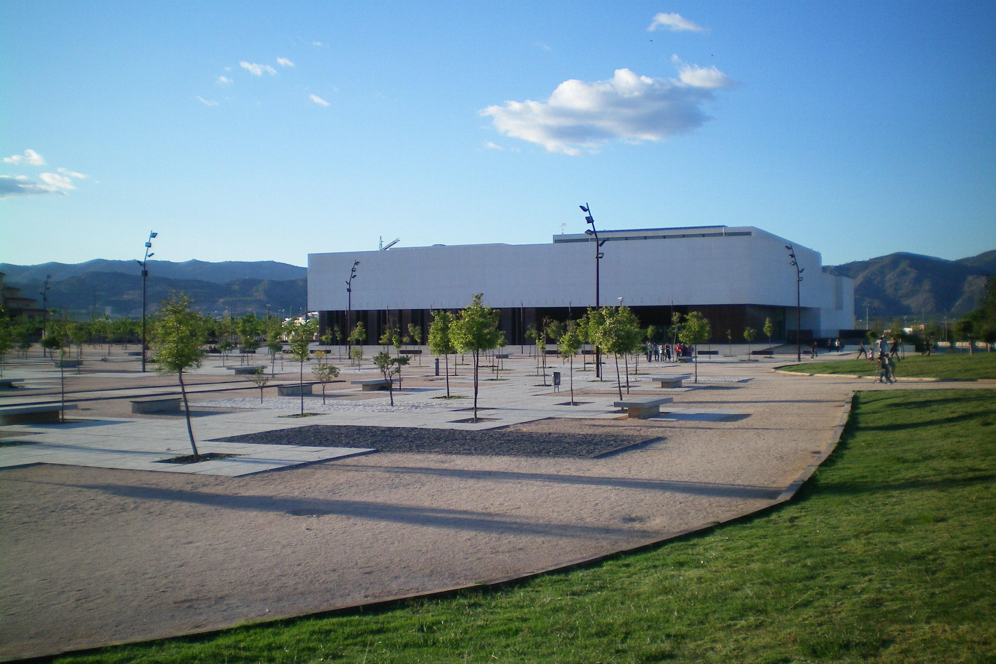Auditorio y palacio de congresos de castellon - Arquitectos castellon ...