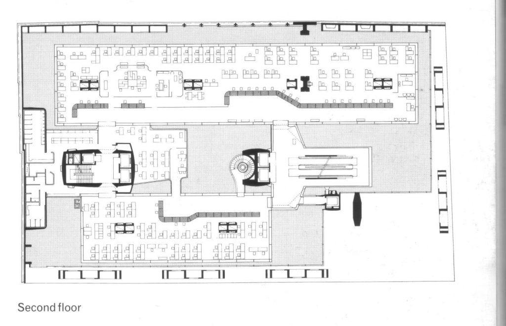 Banco de londres ficha fotos y planos wikiarquitectura for Planta arquitectonica biblioteca