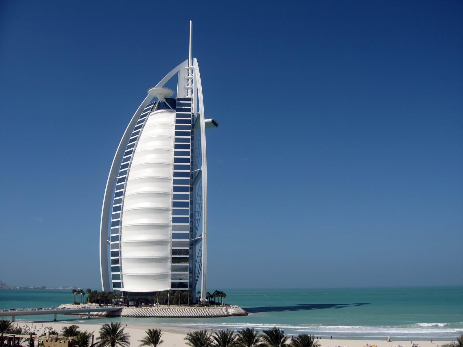 Burj Al Arab Wikiarquitectura