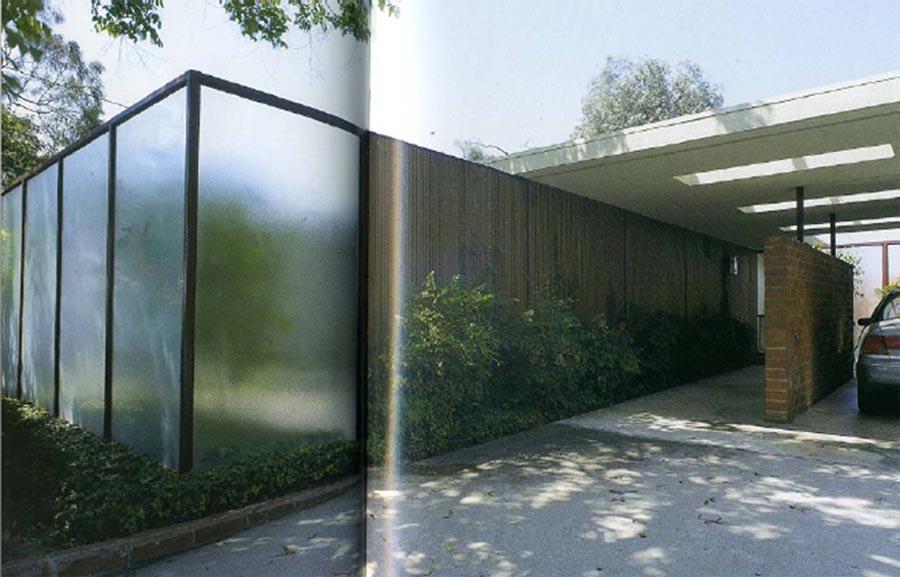 casa salzman case study house n 16 ficha fotos y planos wikiarquitectura. Black Bedroom Furniture Sets. Home Design Ideas