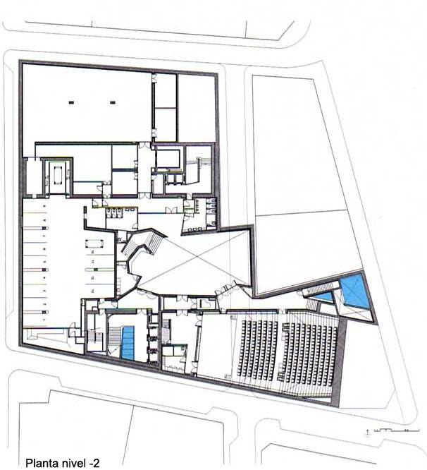 Caixa forum madrid ficha fotos y planos wikiarquitectura for Oficinas caixa barcelona