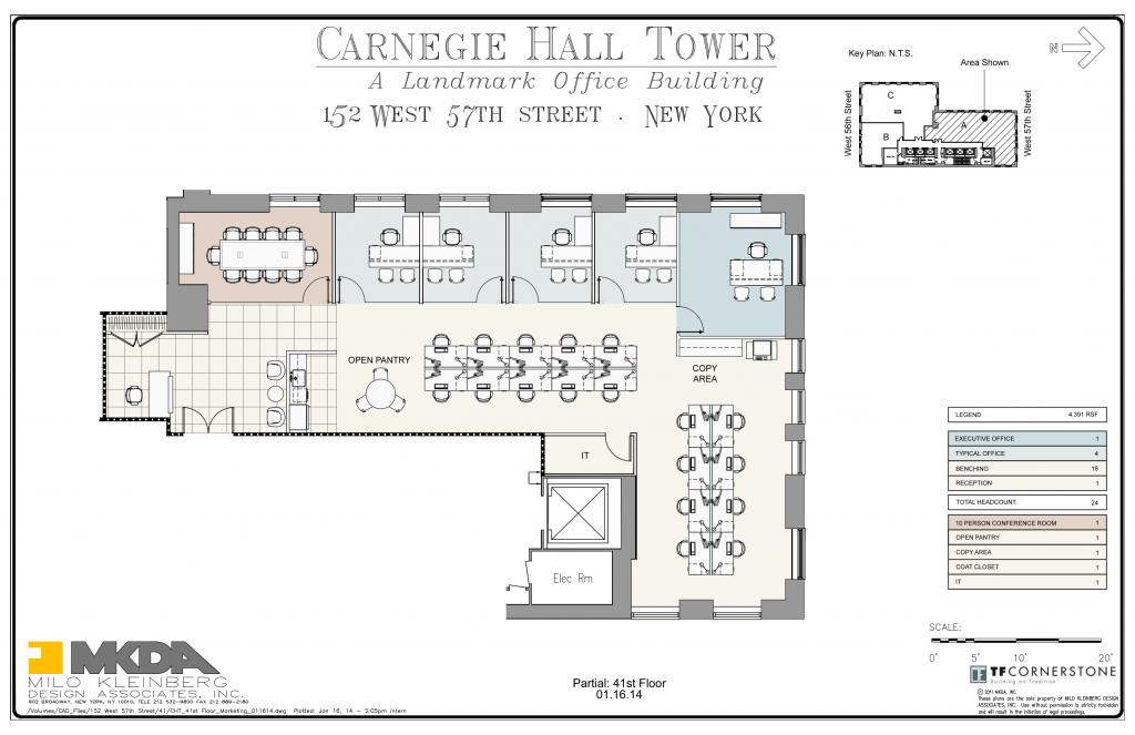 Torre Carnegie Hall - Ficha, Fotos y Planos - WikiArquitectura