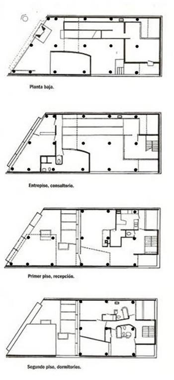 Casa Curutchet Ficha Fotos Y Planos Wikiarquitectura