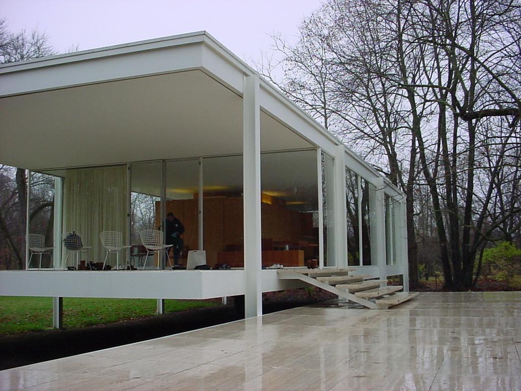 Casa farnsworth 21 wikiarquitectura - Casa farnsworth ...
