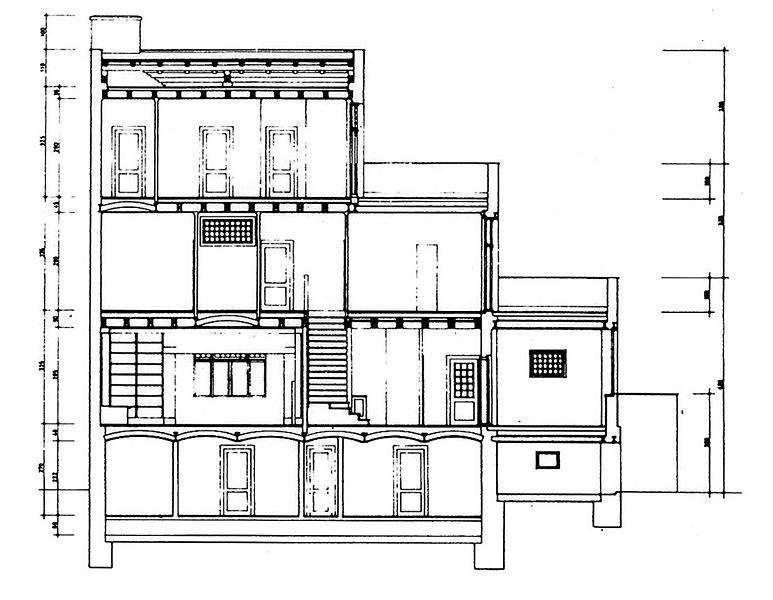 Casa Scheu Ficha Fotos Y Planos Wikiarquitectura