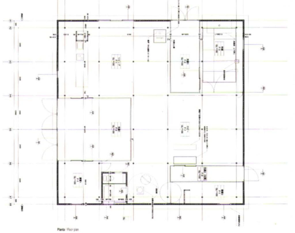 Casa de fin de semana plano 2 wikiarquitectura - Casa de fin de semana ...