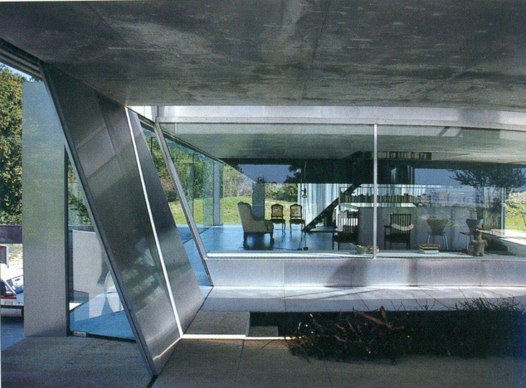 Casa en burdeos ficha fotos y planos wikiarquitectura for Maison bordeaux