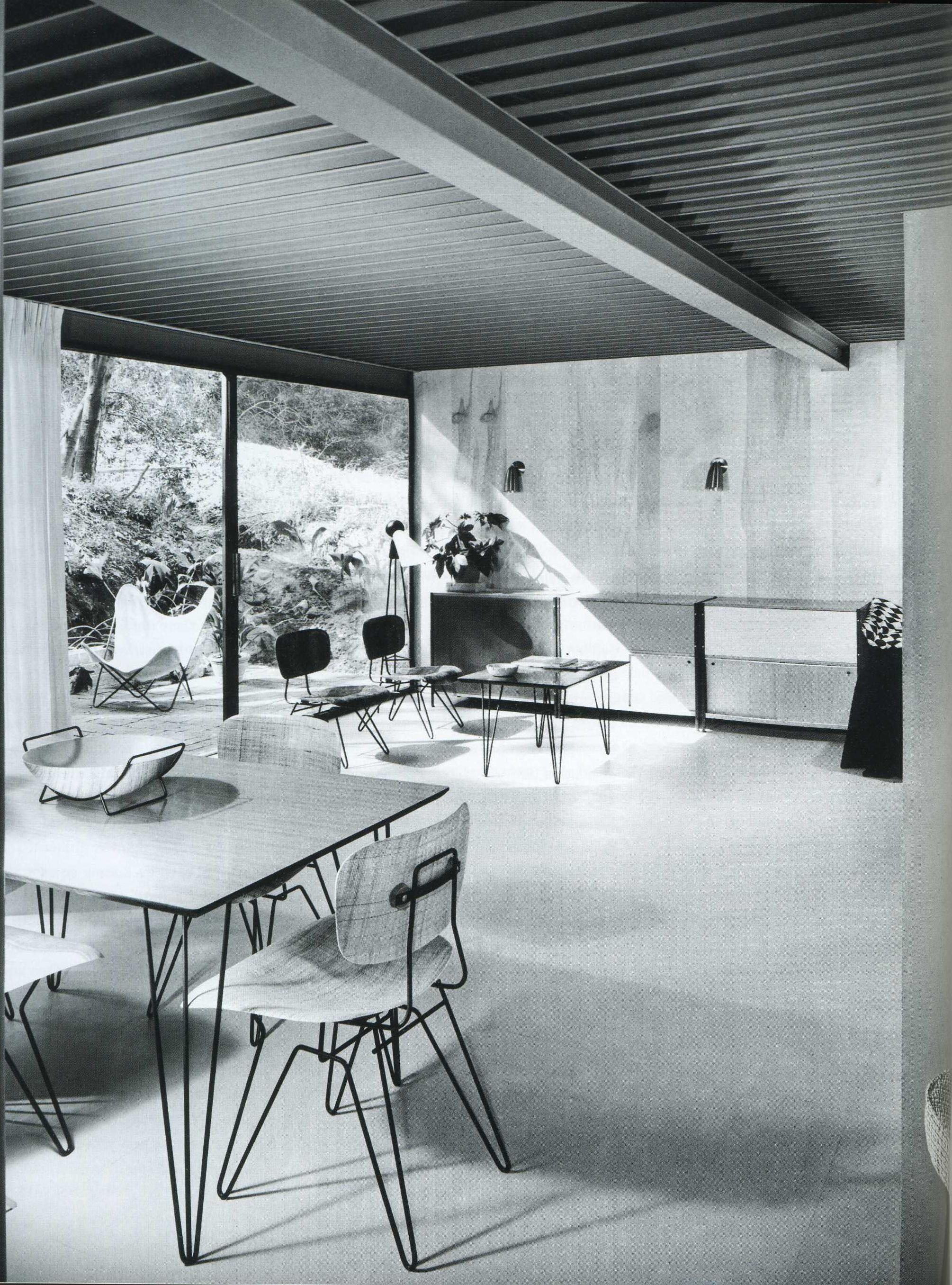 Resultado de imagen de Casa Koenig Nº1 ARQUITECTO: PIERRE KOENIG