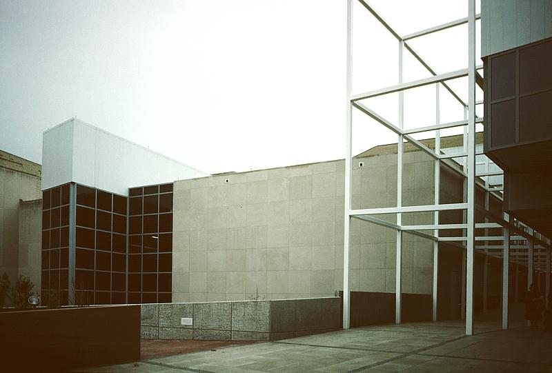 Centro Wexner para las Artes - Ficha, Fotos y Planos - WikiArquitectura