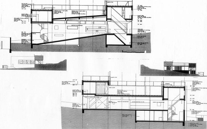 Villa dall 39 ava ficha fotos y planos wikiarquitectura for Dall ava parquet
