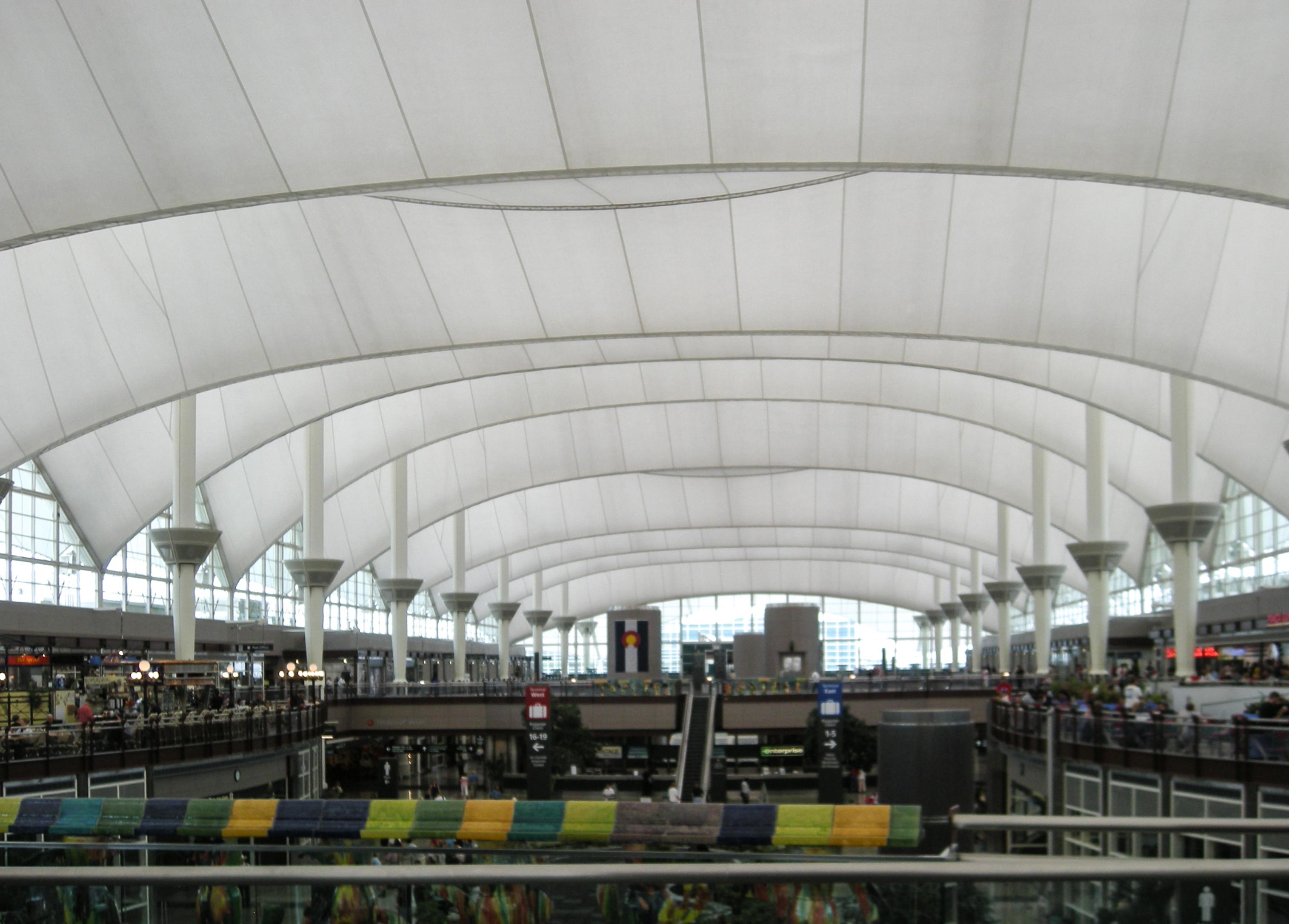 Flughafen Denver Bilder