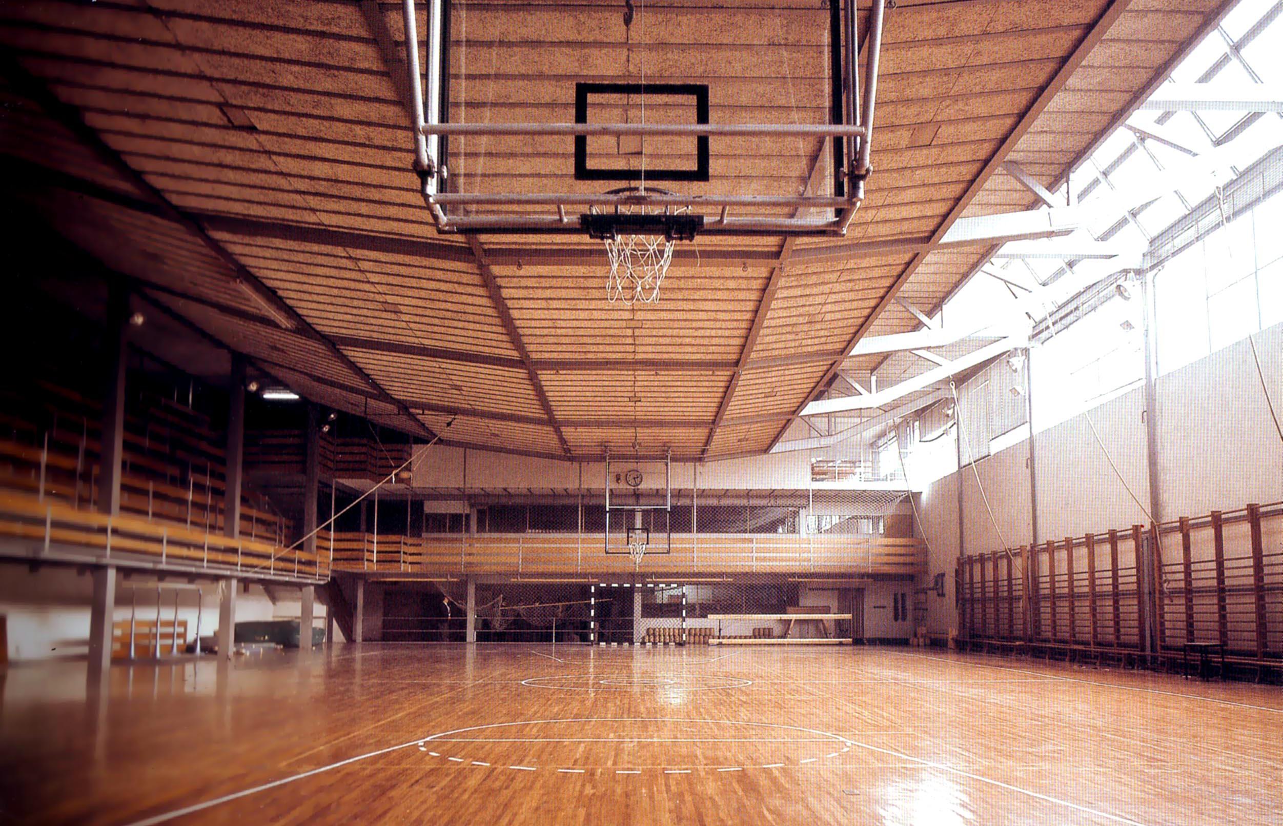 gimnasio maravillas ficha fotos y planos wikiarquitectura