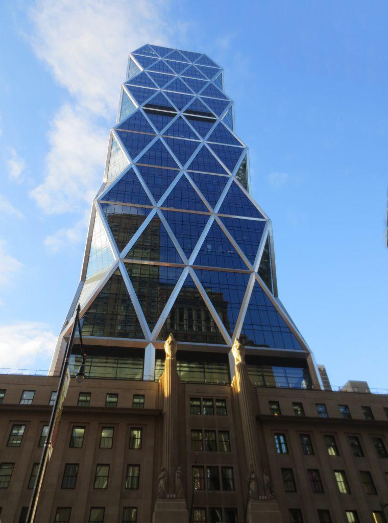 Oficinas hearst ficha fotos y planos wikiarquitectura - Edificio de oficinas ...