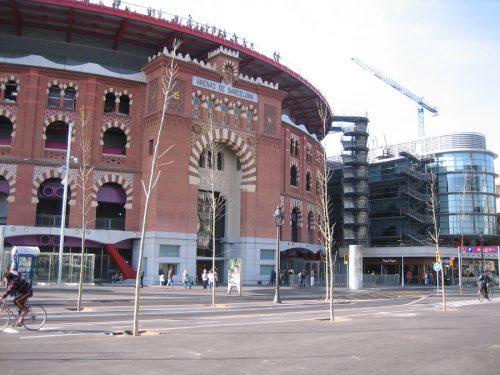 Centro comercial las arenas de barcelona ficha fotos y - Arquitecto tecnico barcelona ...