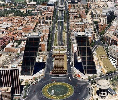 Torres kio ficha fotos y planos wikiarquitectura - Torres kio arquitecto ...
