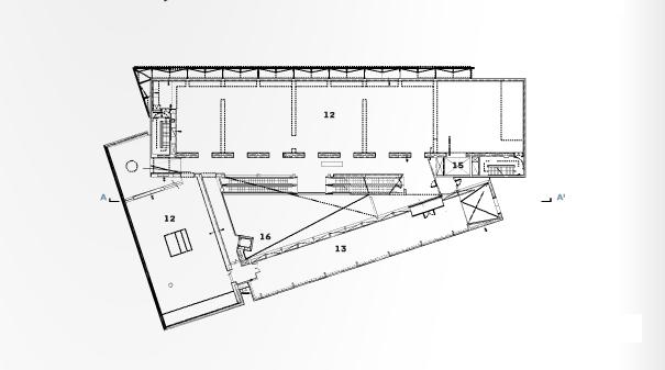 Imagen arquitectónica MALBA