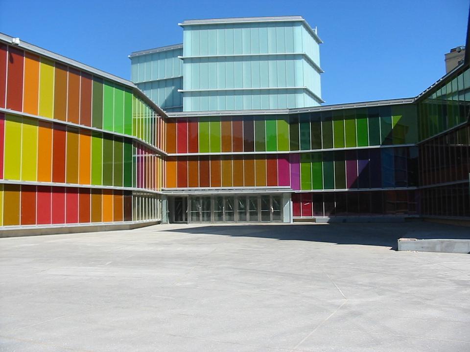 MUSAC - Ficha, Fotos y Planos - WikiArquitectura