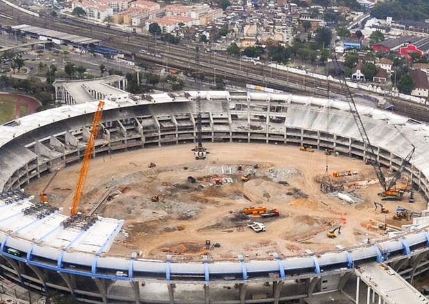 ✅ Remodelación Estadio Jornalista Mário Filho – Estadio Maracanã ...