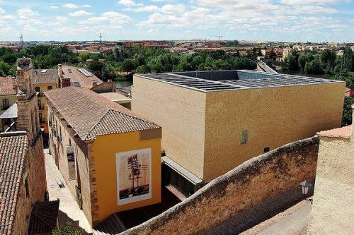 Museo provicial de arqueolog a y bellas artes de zamora - Arquitectos en zamora ...