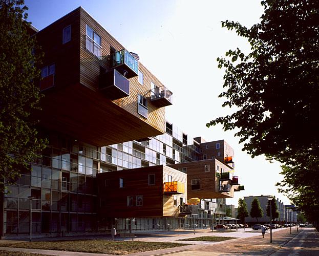 Apartamentos wozoco en amsterdam ficha fotos y planos wikiarquitectura - Apartamentos en amsterdam ...
