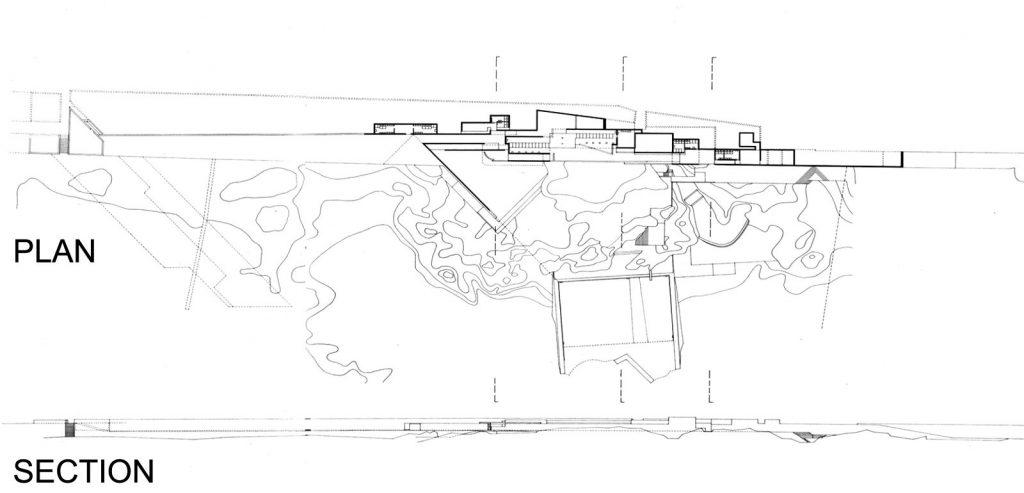 Piscina des mar s ficha fotos y planos wikiarquitectura for Planos estructurales de piscinas