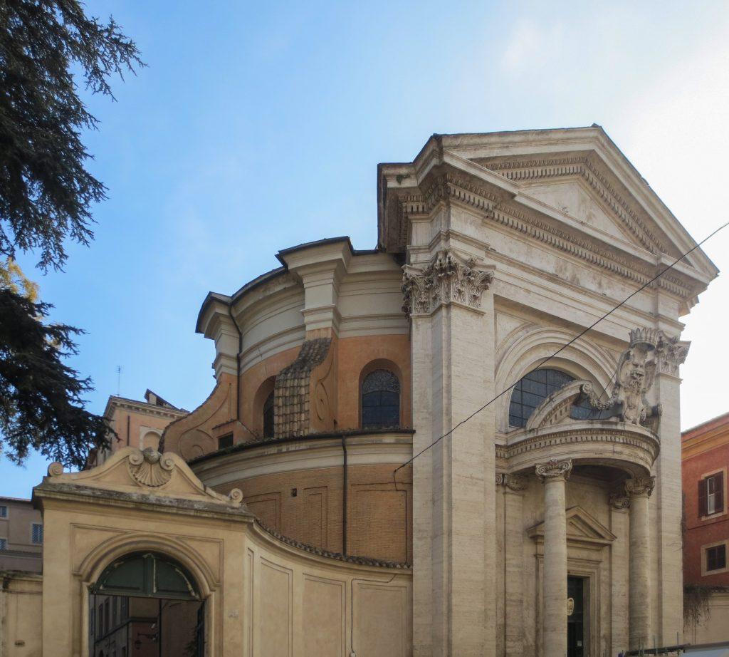 Sant-Andrea-al-Quirinale-_Bernini_Rome_WikiArquitectura_02 ...