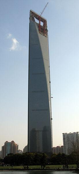 Shanghai World Financial Center Ficha Fotos Y Planos