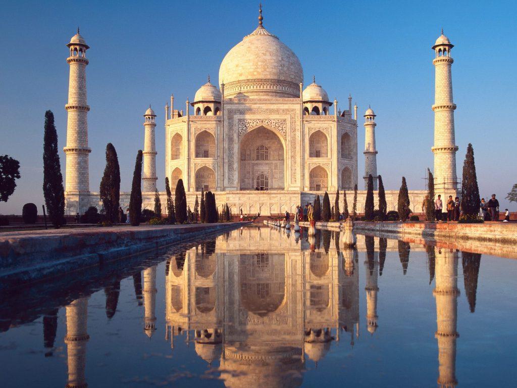 Resultado de imagen de El Taj MAhal