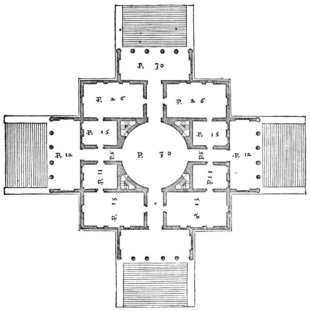 Villa Rotonda Ficha Fotos Y Planos Wikiarquitectura