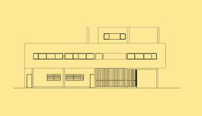 villa savoye ficha fotos y planos wikiarquitectura. Black Bedroom Furniture Sets. Home Design Ideas
