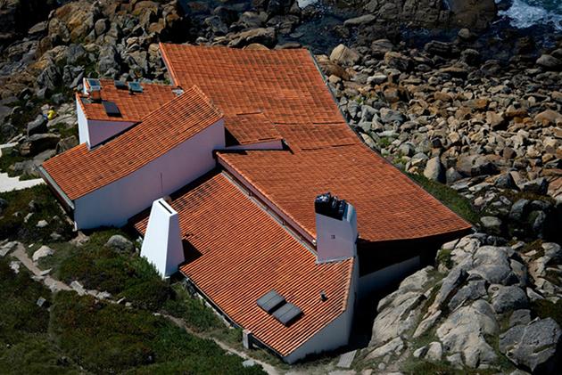 Casa de Té Boa Nova - Ficha, Fotos y Planos - WikiArquitectura