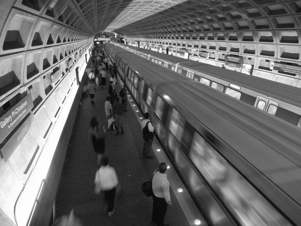metro de washington d c  - ficha  fotos y planos