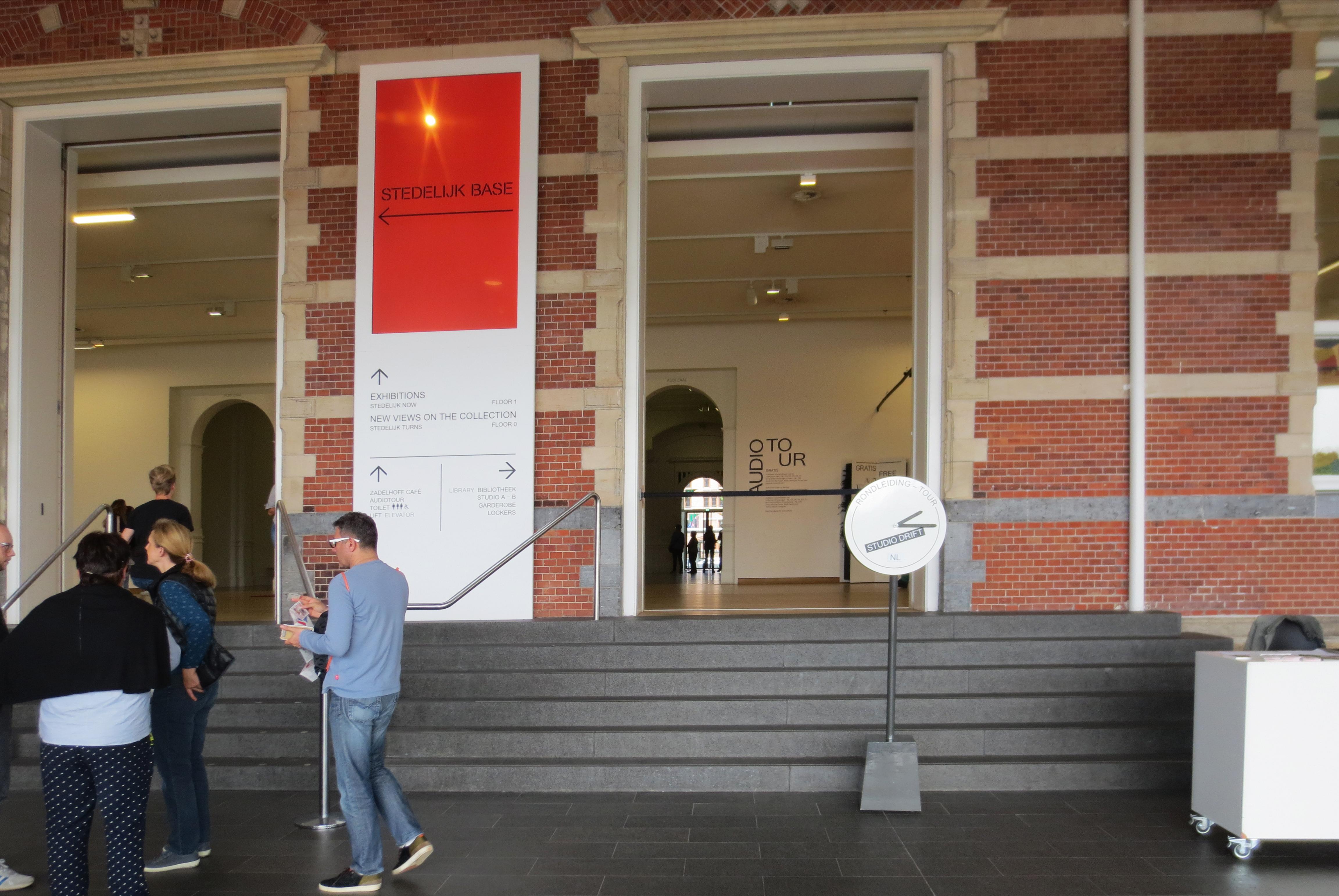Stedelijk Museum Amsterdam Benthem Crouwel Wikiarquitectura35