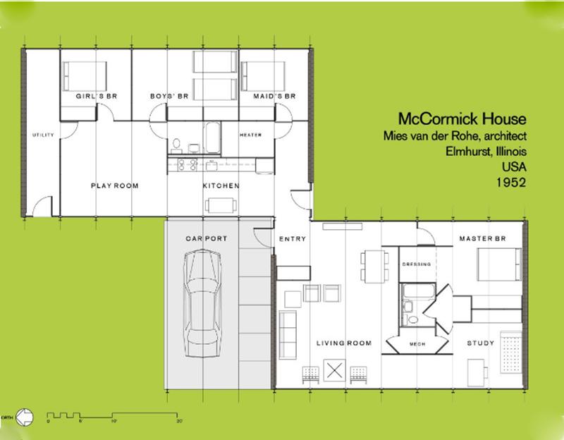 Casa Mccormick Ficha Fotos Y Planos Wikiarquitectura